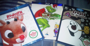 Christmas Animated Films
