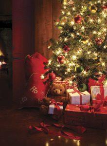 Christmas Glow Christmas Cards