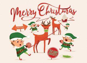 Covid 19 Christmas Card