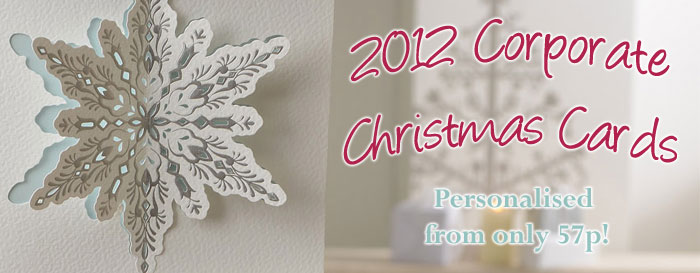 Corporate Christmas Cards for Business and Company
