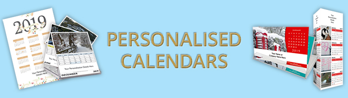 2019 Promotional Calendars