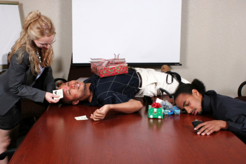 Christmas Office Party Games