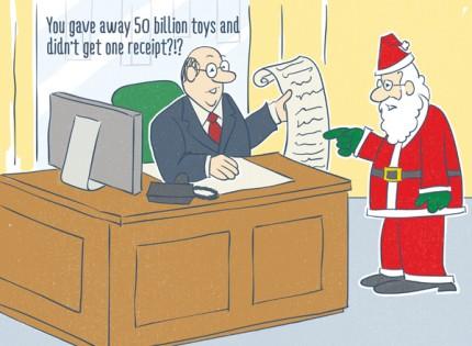 Christmas Accounts