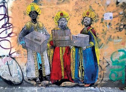 Gold, Frankincense & Myrrh