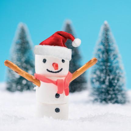 Marsh Mellow Snowman